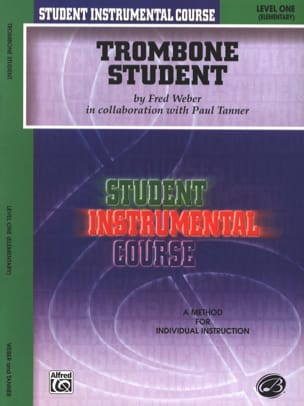 Trombone student level one elementary laflutedepan