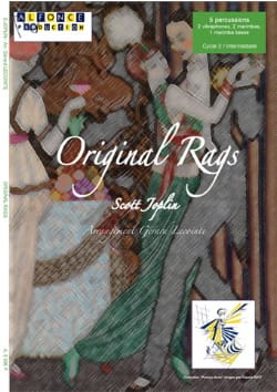 Scott Joplin - Original Rags - Partition - di-arezzo.fr