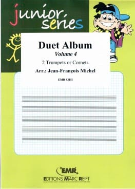 - Duett Album Volume 4 - Partition - di-arezzo.fr