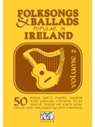 Folksongs And Ballads Ireland Vol 2 - Partition - di-arezzo.fr