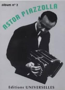 Astor Piazzolla - Album N ° 2 - Sheet Music - di-arezzo.co.uk