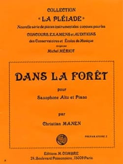 Christian Manen - In the forest - Sheet Music - di-arezzo.com