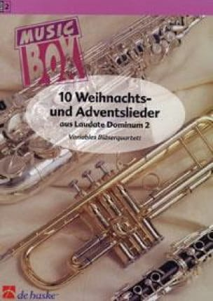 - 10 Weihnachts - adventslieder - music box - Sheet Music - di-arezzo.com