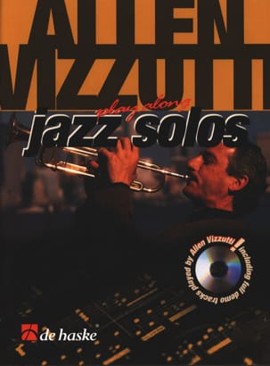 Play along jazz solos Allen Vizzutti Partition laflutedepan