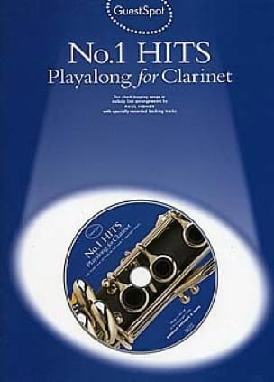 - Guest Spot - # 1 Hits Playalong For Clarinet - Sheet Music - di-arezzo.co.uk