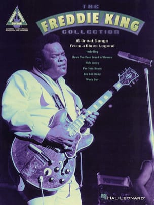 Freddie King - The Freddie King Collection - Partition - di-arezzo.fr
