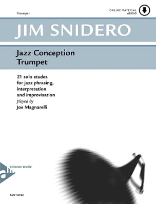 Jim Snidero - Jazz design - 21 solo studies - Sheet Music - di-arezzo.co.uk