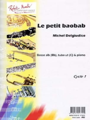 Giudice Michel Del - The Little Baobab - Sheet Music - di-arezzo.com