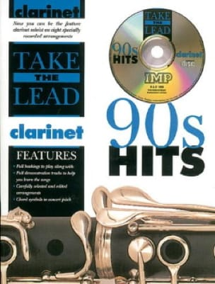 Take The Lead 90's Hits Partition Clarinette - laflutedepan