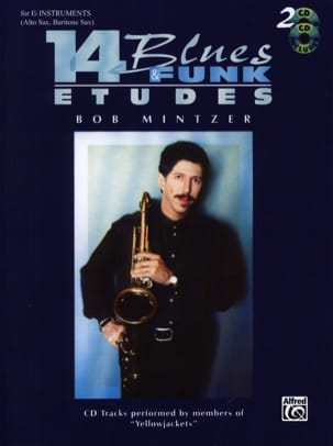 Bob Mintzer - 14 Blues - Funk Studies - Sheet Music - di-arezzo.com