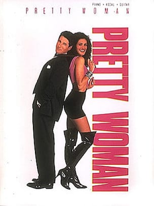 Pretty Woman Partition Musique de film - laflutedepan