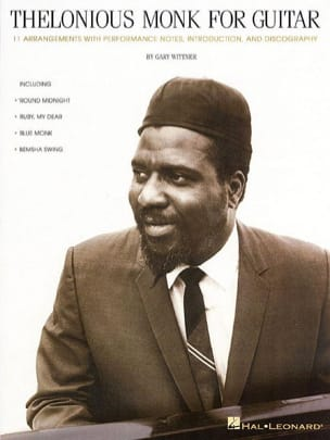 Thelonious Monk For Guitare - Thelonious Monk - laflutedepan.com