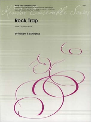 William J. Schinstine - Rock Trap - Sheet Music - di-arezzo.co.uk