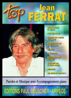 Jean Ferrat - Top Jean Ferrat - Sheet Music - di-arezzo.co.uk
