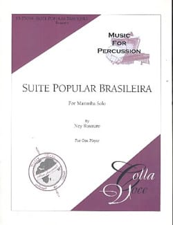 Ney Rosauro - Popular Brasileira Suite - Sheet Music - di-arezzo.co.uk