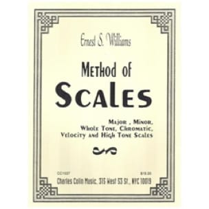 Ernest S. Williams - Method Of Scales - Sheet Music - di-arezzo.co.uk