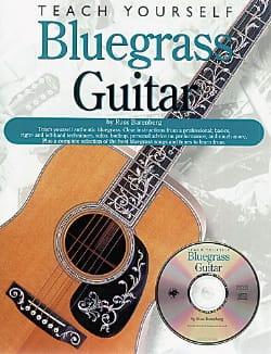 Russ Barenberg - Teach Yourself Bluegrass Guitar - Partition - di-arezzo.fr
