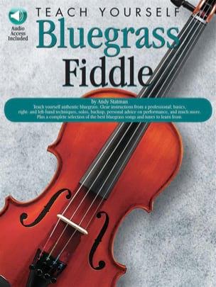 Matt Glaser - Teach Yourself Bluegrass Fiddle - Partition - di-arezzo.fr