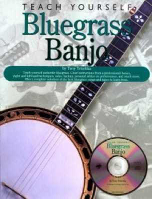 Teach Yourself Bluegrass Banjo Tony Trischka Partition laflutedepan