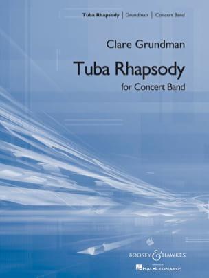 Clare Grundman - Tuba Rhapsody - Partition - di-arezzo.fr