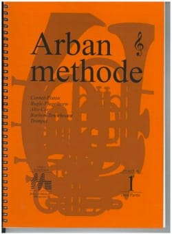 Jean-Baptiste Arban - Volume Key Method Volume 1 - Sheet Music - di-arezzo.co.uk
