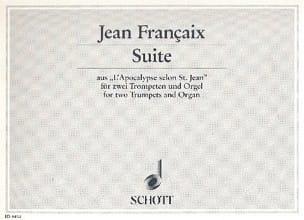 Jean Françaix - After - Sheet Music - di-arezzo.com