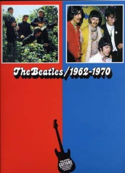 BEATLES - The Beatles 1962-1970 - Partition - di-arezzo.fr