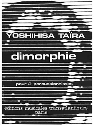 Yoshihisa Taïra - dimorphie - Sheet Music - di-arezzo.co.uk