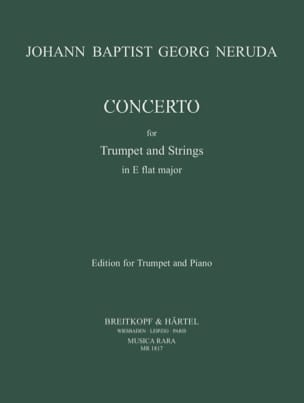 J.G.B. Neruda - Concerto In Eb - Sheet Music - di-arezzo.co.uk