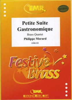 Philippe Morard - Small Gastronomic Suite - Sheet Music - di-arezzo.com