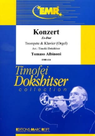 Tomaso Albinoni - Concerto in G minor - Opus 6 N ° 4 - Sheet Music - di-arezzo.co.uk