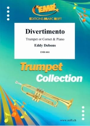 Eddy Debons - Divertimento - Sheet Music - di-arezzo.com