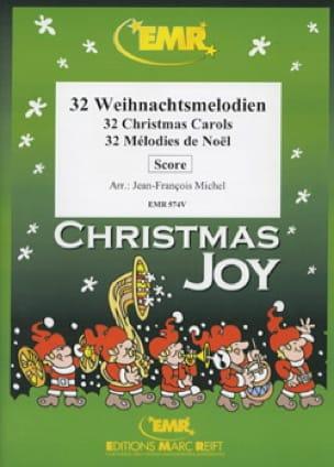 - 32 Mélodies de Noël - Partition - di-arezzo.fr