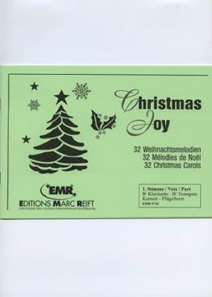 32 Mélodies de Noël - Partition - laflutedepan.com