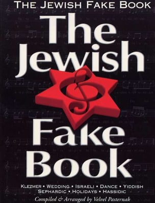 The Jewish Fake Book Partition Musique du monde - laflutedepan