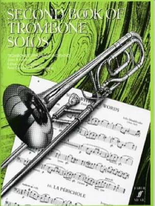 Second Book Of Trombone Solos - Partition - laflutedepan.com