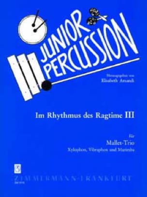 Im Rhythmus Of Ragtime 3 - Partition - di-arezzo.co.uk