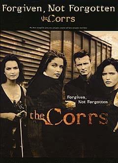 The Corrs - Forgiven, Not Forgotten - Sheet Music - di-arezzo.com