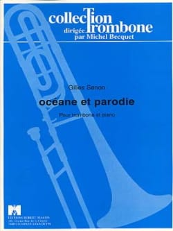 Gilles Senon - Oceane And Parody - Partition - di-arezzo.jp