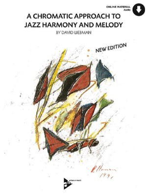 David Liebman - A Chromatic Approach to Harmony And Melody Jazz - Sheet Music - di-arezzo.com