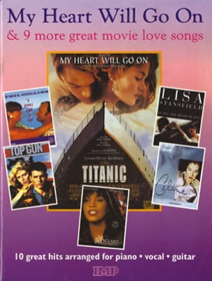My Heart Will Go On - 9 More Greats Movie Love Songs - Sheet Music - di-arezzo.com