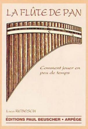Luca Rebescu - The Pan Flute - Sheet Music - di-arezzo.com