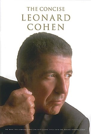 Leonard Cohen - The concise - Sheet Music - di-arezzo.com