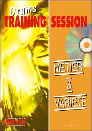 Eric Thiévon - Drums Training Session Occupation And Variety - Sheet Music - di-arezzo.com