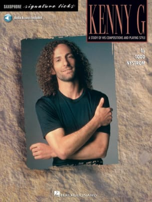 Kenny G - Study Of His Compositions And Playing Style - Partition - di-arezzo.fr