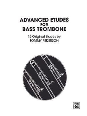 Tommy Pederson - Advanced Etudes - 15 Original Etudes - Partition - di-arezzo.fr
