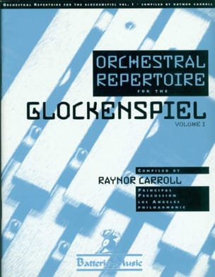 - Orchestral Repertoire For The Glockenspiel Volume 1 - Partition - di-arezzo.fr