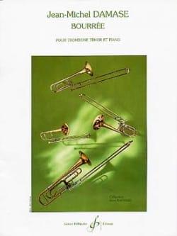 Jean-Michel Damase - bourree - Sheet Music - di-arezzo.co.uk