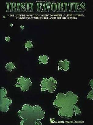 Irish Favorites - Partition - di-arezzo.fr