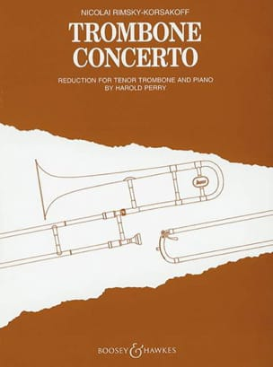 Nicolai Rimsky Korsakov - Concerto Trombone - Sheet Music - di-arezzo.co.uk